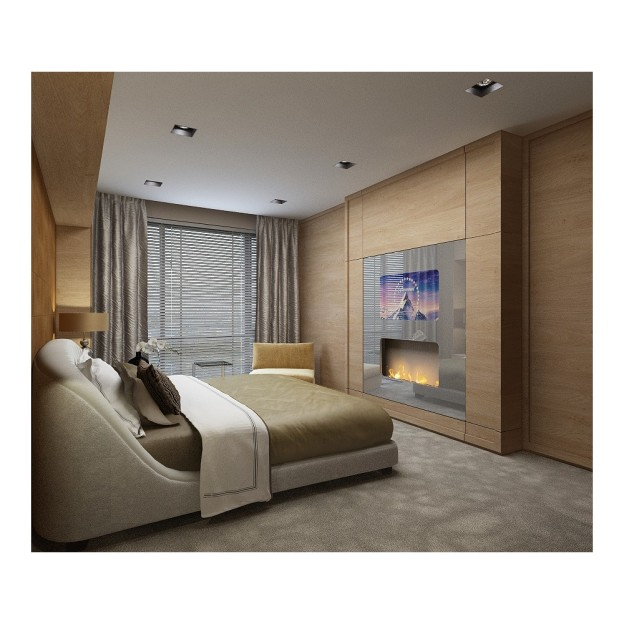 Bedroom fireplace design ideas bio fireplaces blog Bedroom fireplace ideas