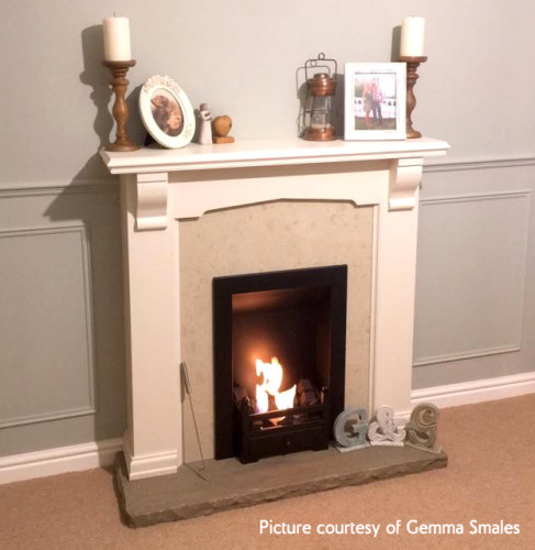 "New Additions in the ""You Can Do It"" Range of Fireplace"