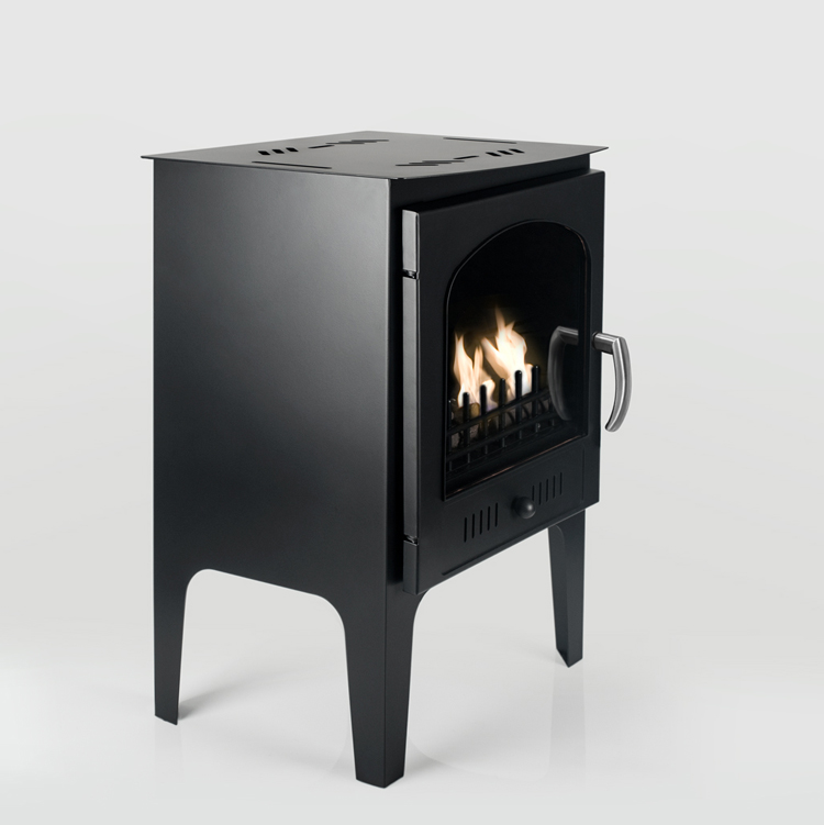 The Traditional Stove Gets A Modern Makeover Using Bio