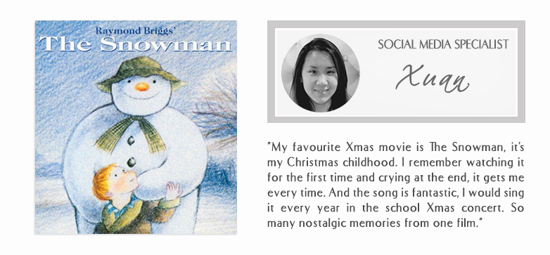 Raymond Briggs The Snowman is a heart warming classic