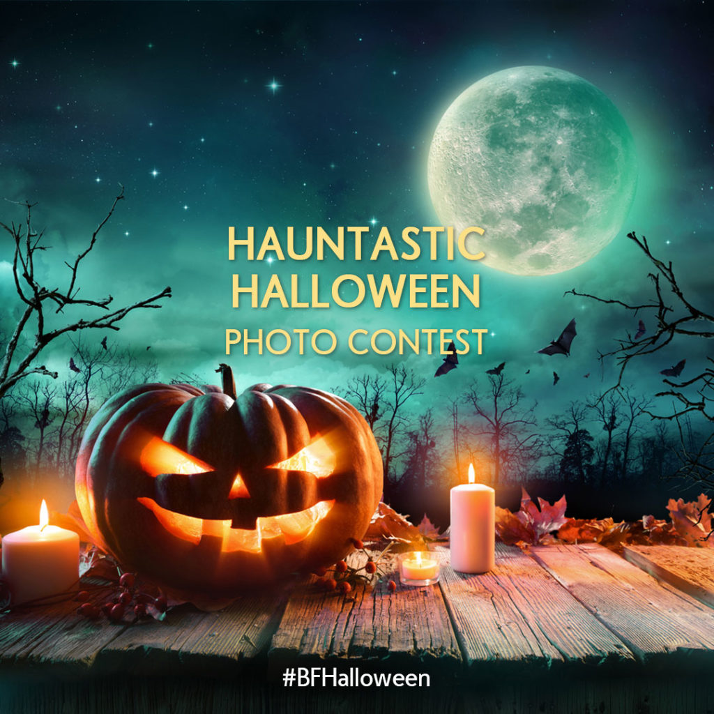 Halloween photo competition