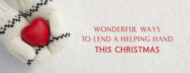 You Can Give A Great And Wonderful Christmas If You: Wonderful Ways You Can Lend A Helping Hand To Others This