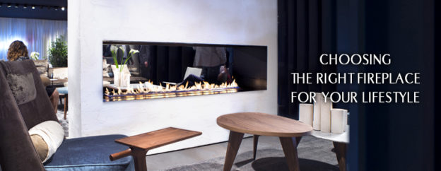 Choosing the Right Fireplace for your Lifestyle this Spring & Empty Fireplace Ideas | Bio Fireplaces Blog