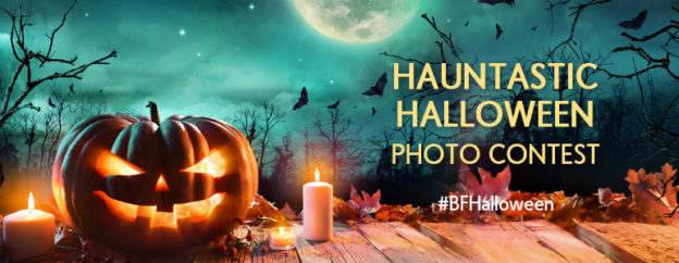 Halloween photo competition on Bio Fires social media channels